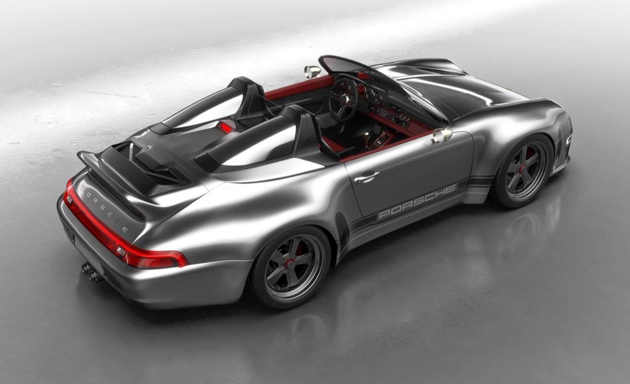 Porsche 911 993 Speedster Remastered by Gunther Werks