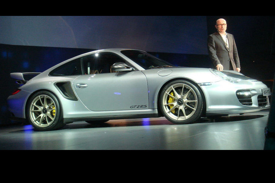 Porsche 911 GT2 RS - Foto 11-05-10