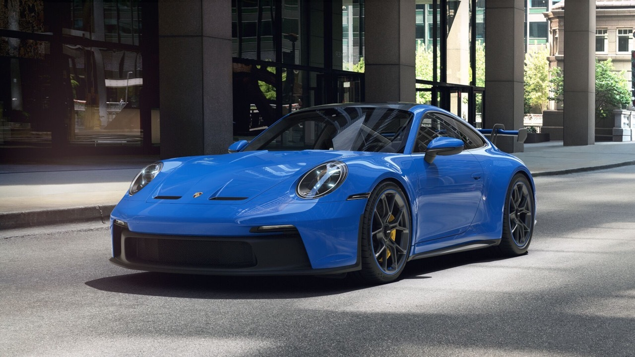 Porsche 911 GT3 2021 - Configuratore