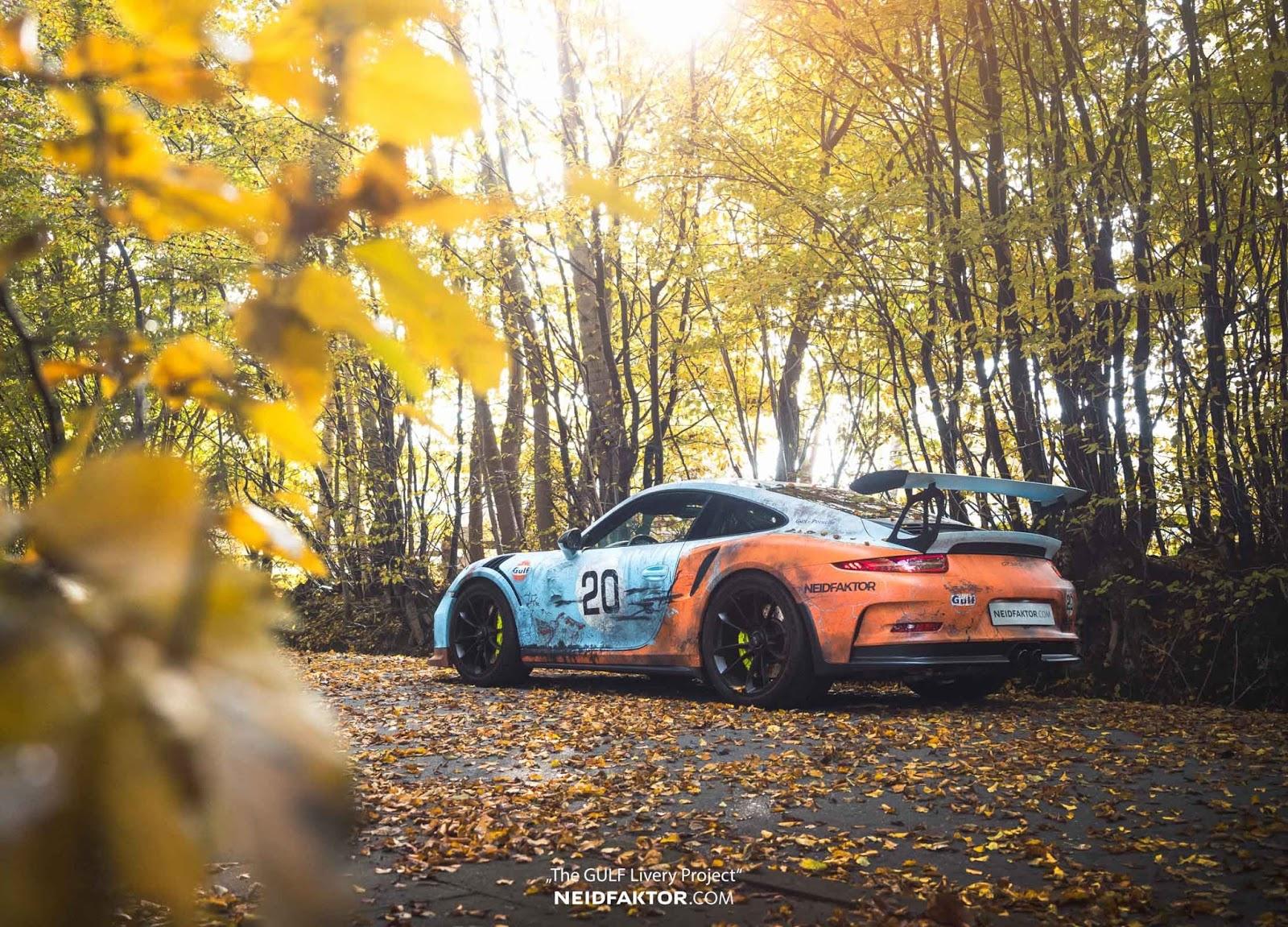 Porsche 911 GT3 RS by Neidfaktor