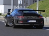 Porsche 911 GT3 RS MY 2018 - Foto spia 30-03-2017