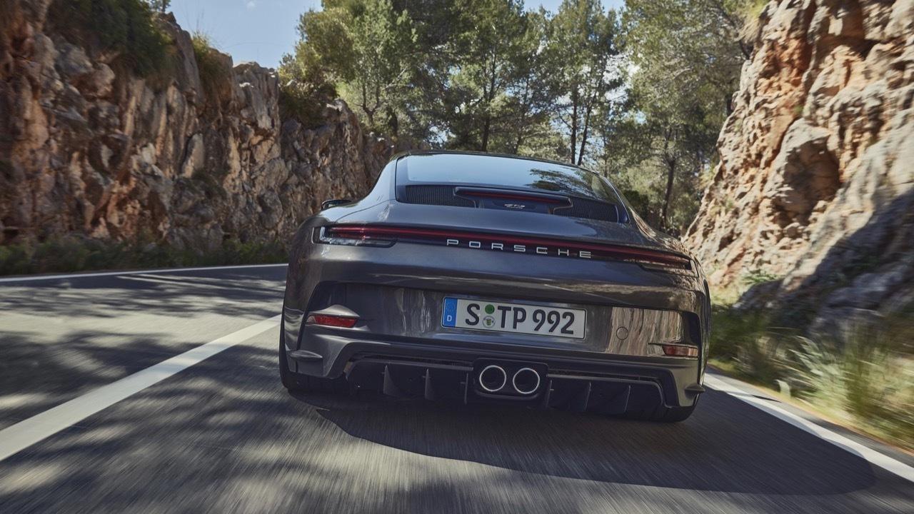Porsche 911 GT3 Touring Package - Foto Ufficiali