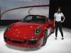 Porsche 911 GTS 2015 e Cayenne GTS 2015 - Salone di Los Angeles 2014