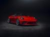 Porsche 911 Speedster Concept Red