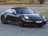 Porsche 911 Targa 2015 - Foto spia 27-11-2014