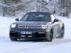 Porsche 911 Targa - Foto spia 27-11-2019