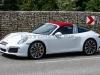 Porsche 911 Targa MY 2015 - Foto spia 04-08-2015