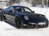 Porsche 911 Turbo 2013 - Foto spia 16-03-2013