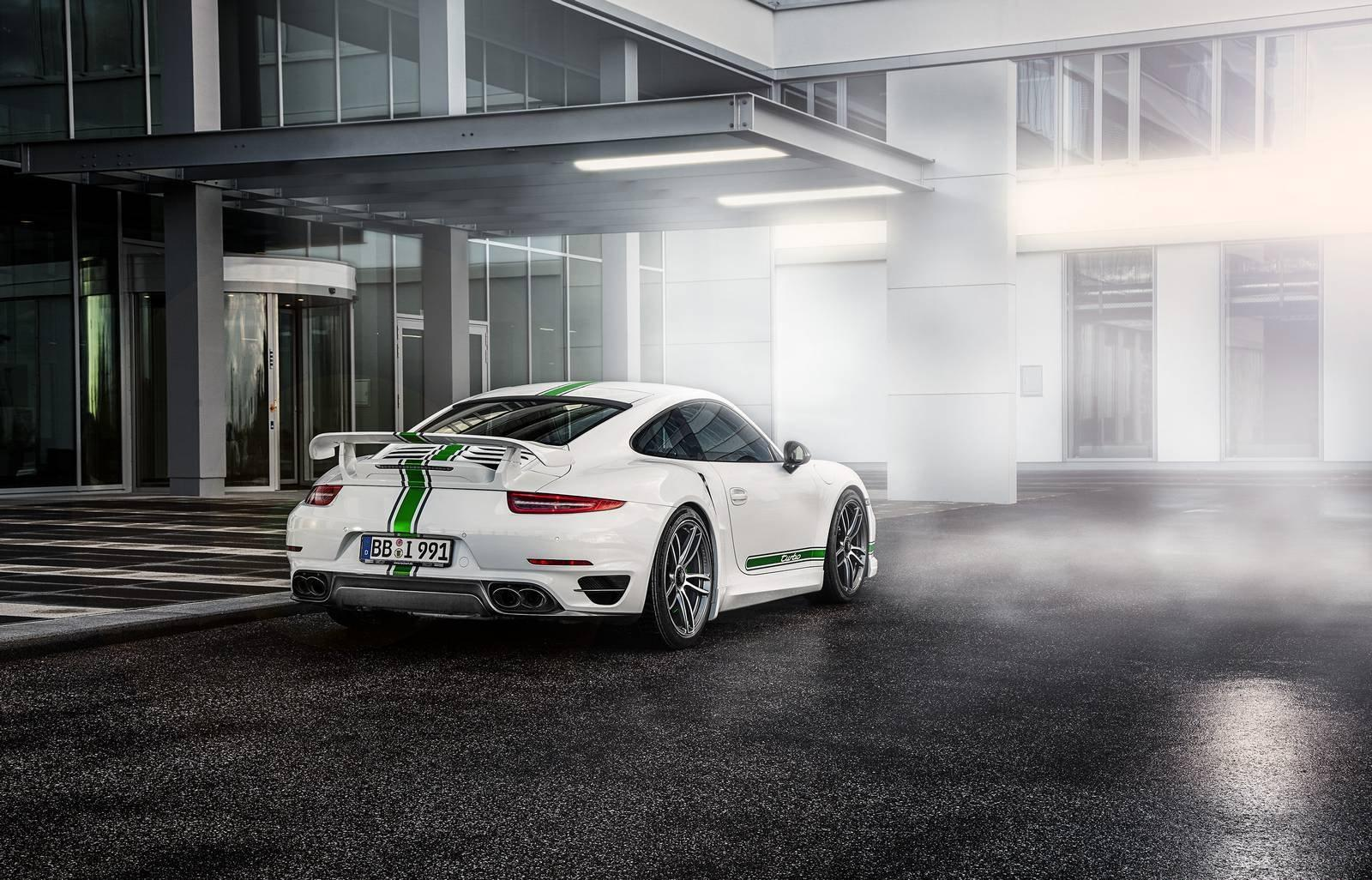 Porsche 911 Turbo 2014 - TechArt
