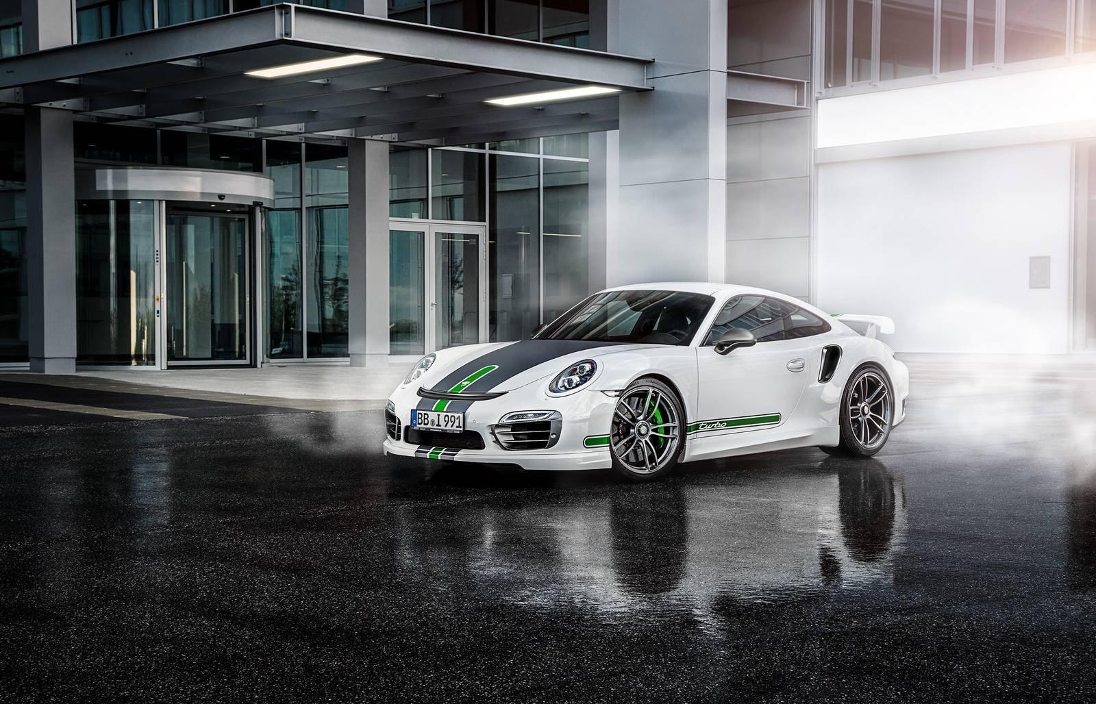Porsche 911 Turbo 2014 - TechArt