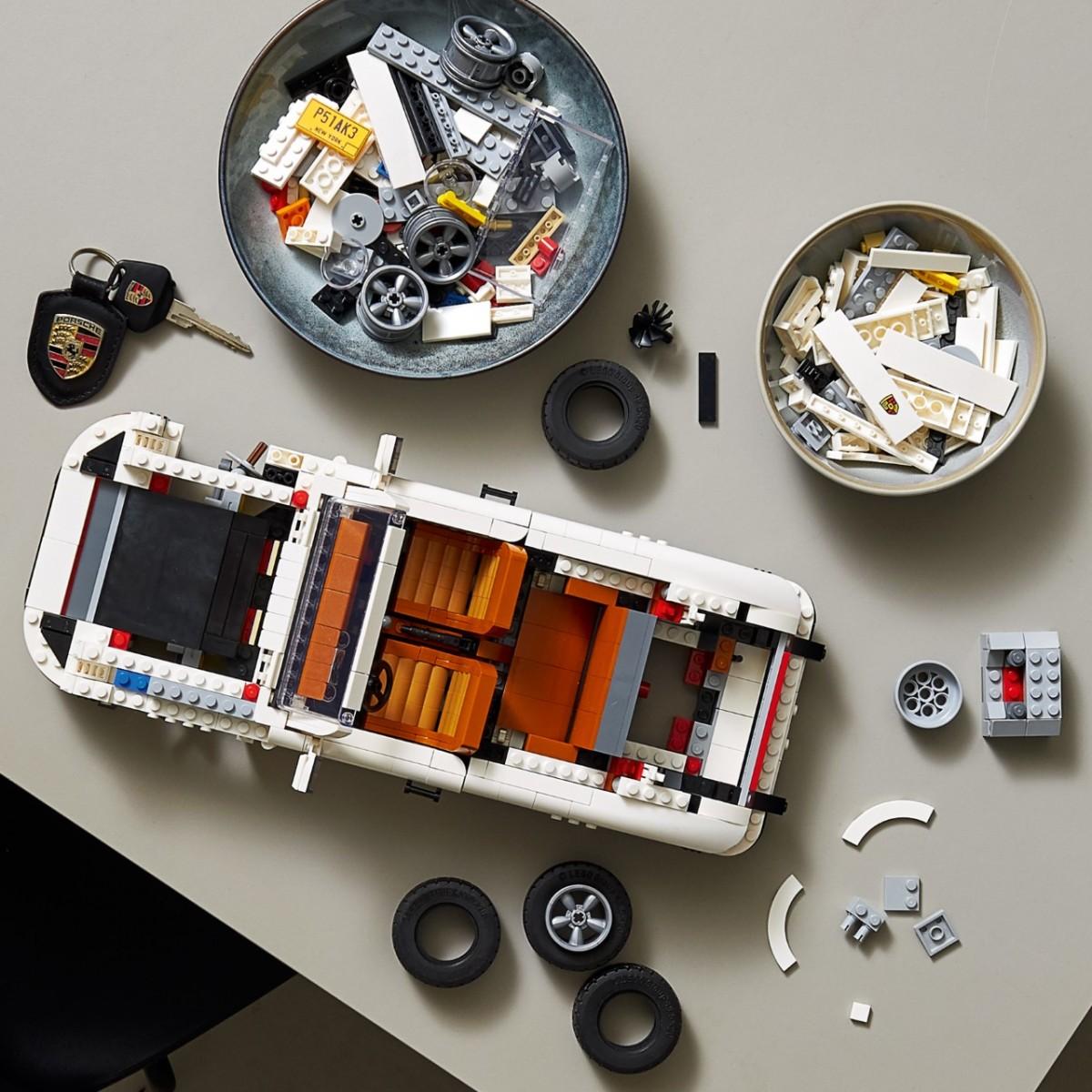 Porsche 911 Turbo e Targa - Il nuovo set Lego
