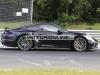 Porsche 911 Turbo Hybrid - Foto spia 26-7-2021