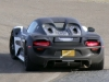 Porsche 918 Spyder foto spia maggio 2012