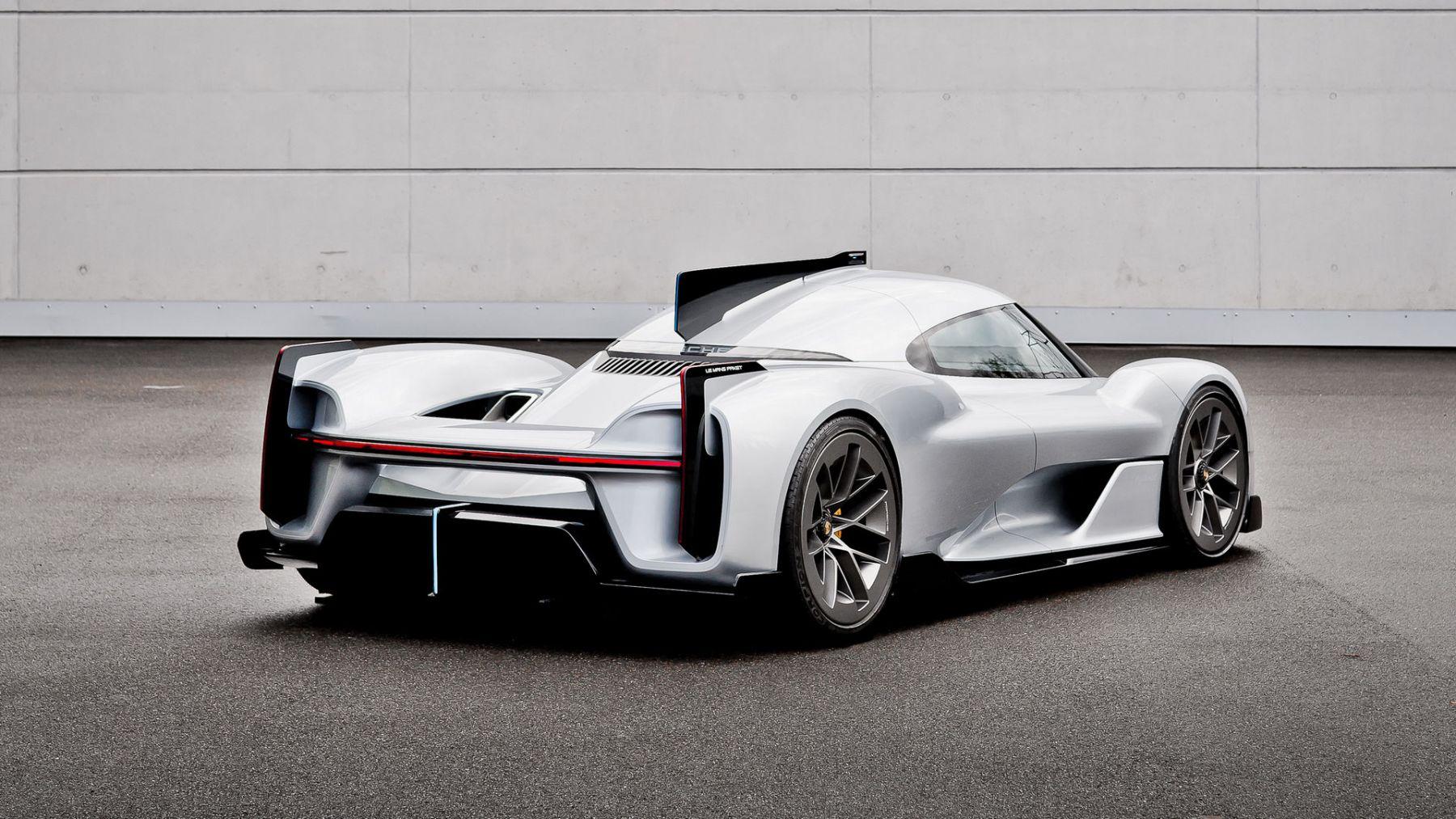 Porsche 919 Street Concept