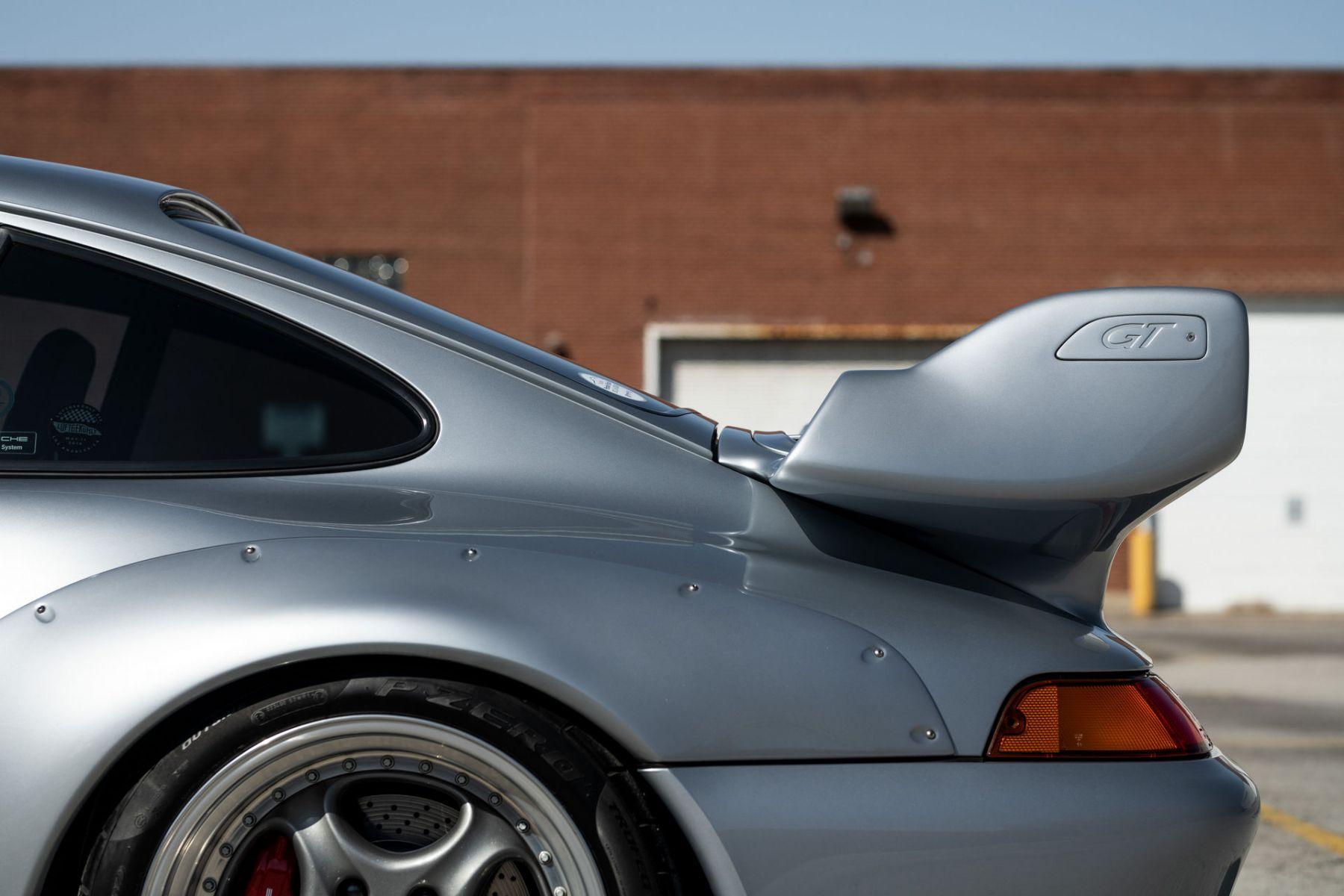 Porsche 993 GT2 RM Sotheby's