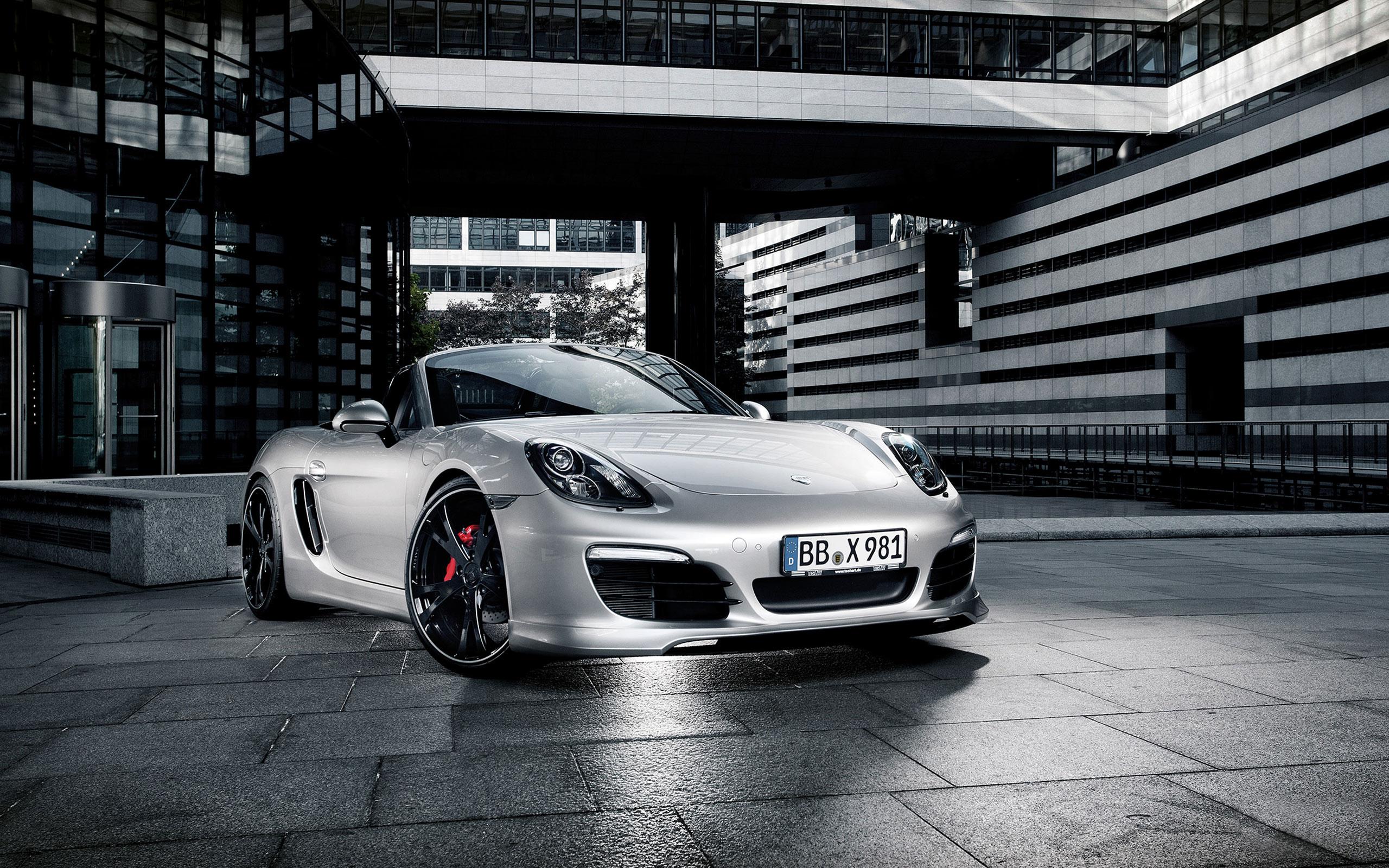 Porsche Boxster by Techart, foto