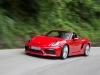 Porsche Boxster Spyder primo contatto 2015