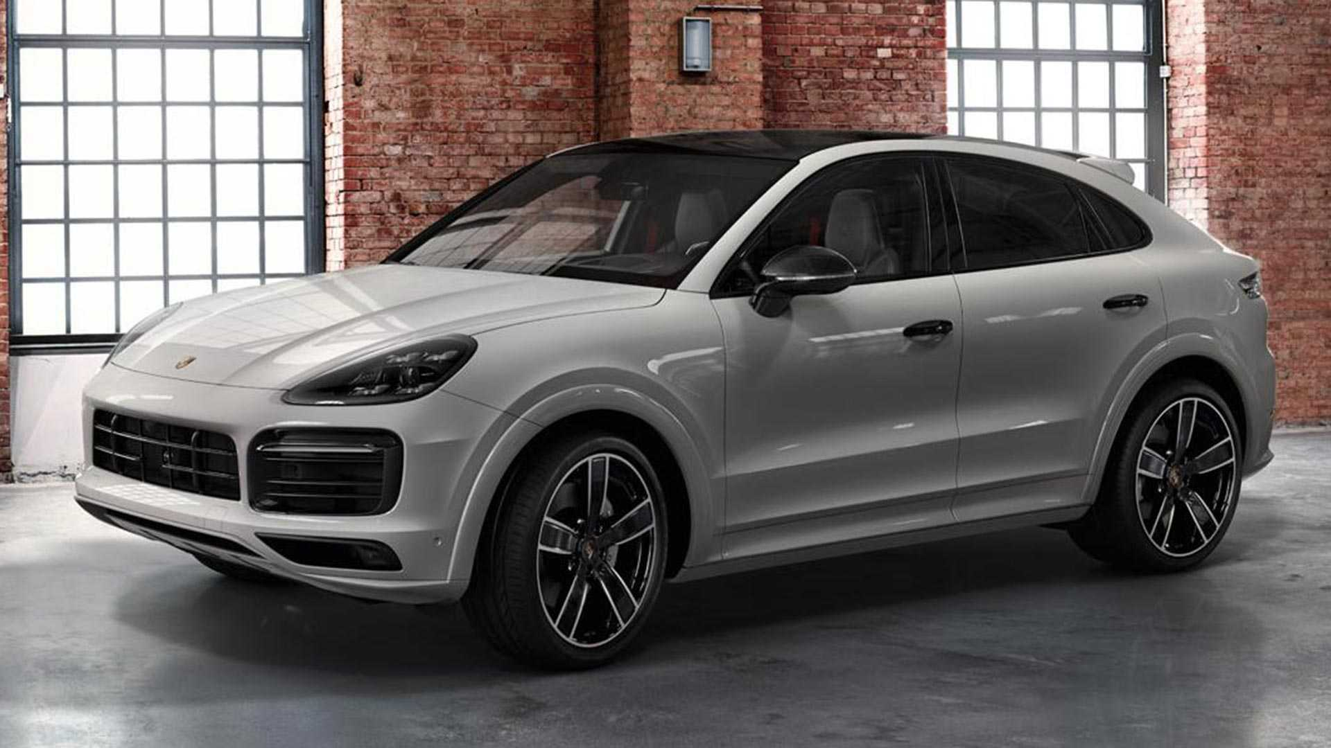 Porsche Cayenne Coupe - Exclusive Manufaktur