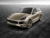 Porsche Cayenne S in Palladium Metallic by Porsche Exclusive