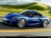 Porsche Cayman 2013 rendering