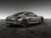 Porsche Cayman S Agate Grey Metallic