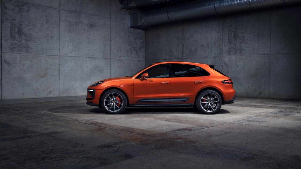 Porsche Macan 2021 - Foto ufficiali