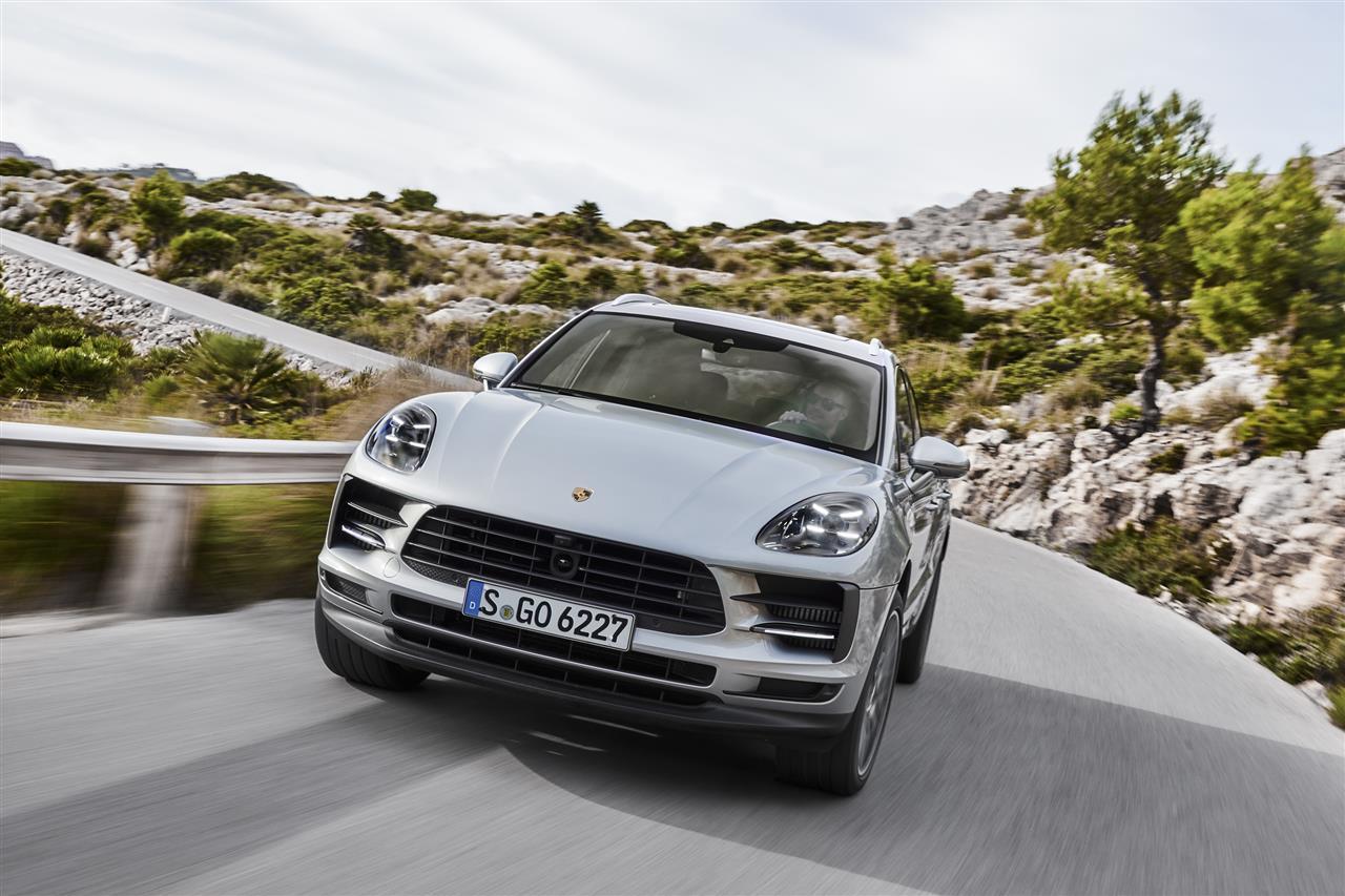 Porsche Macan S - Foto ufficiali