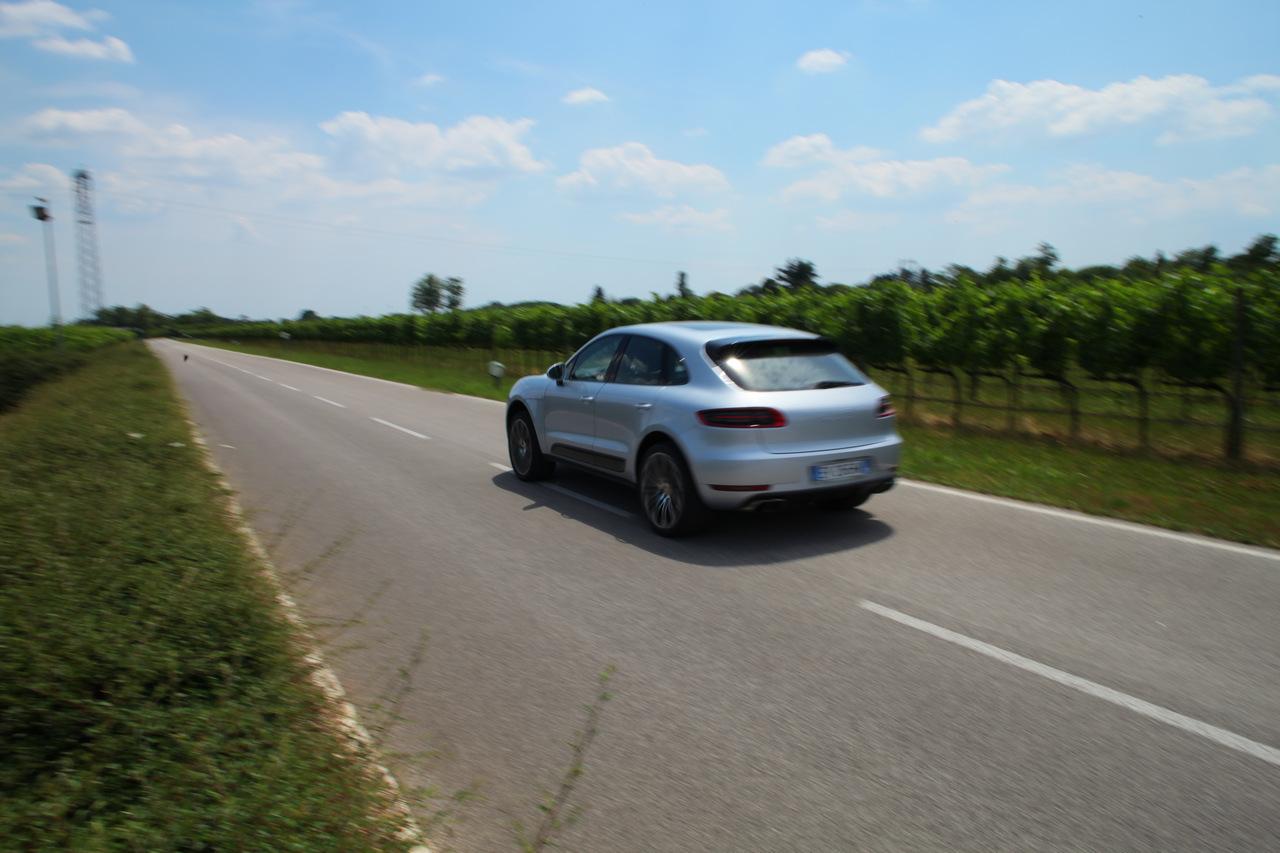 Porsche Macan Test Drive Foto 38 Di 167