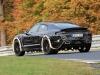 Porsche Mission E foto spia 17 ottobre 2017