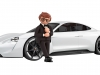 Porsche Mission E - Playmobil