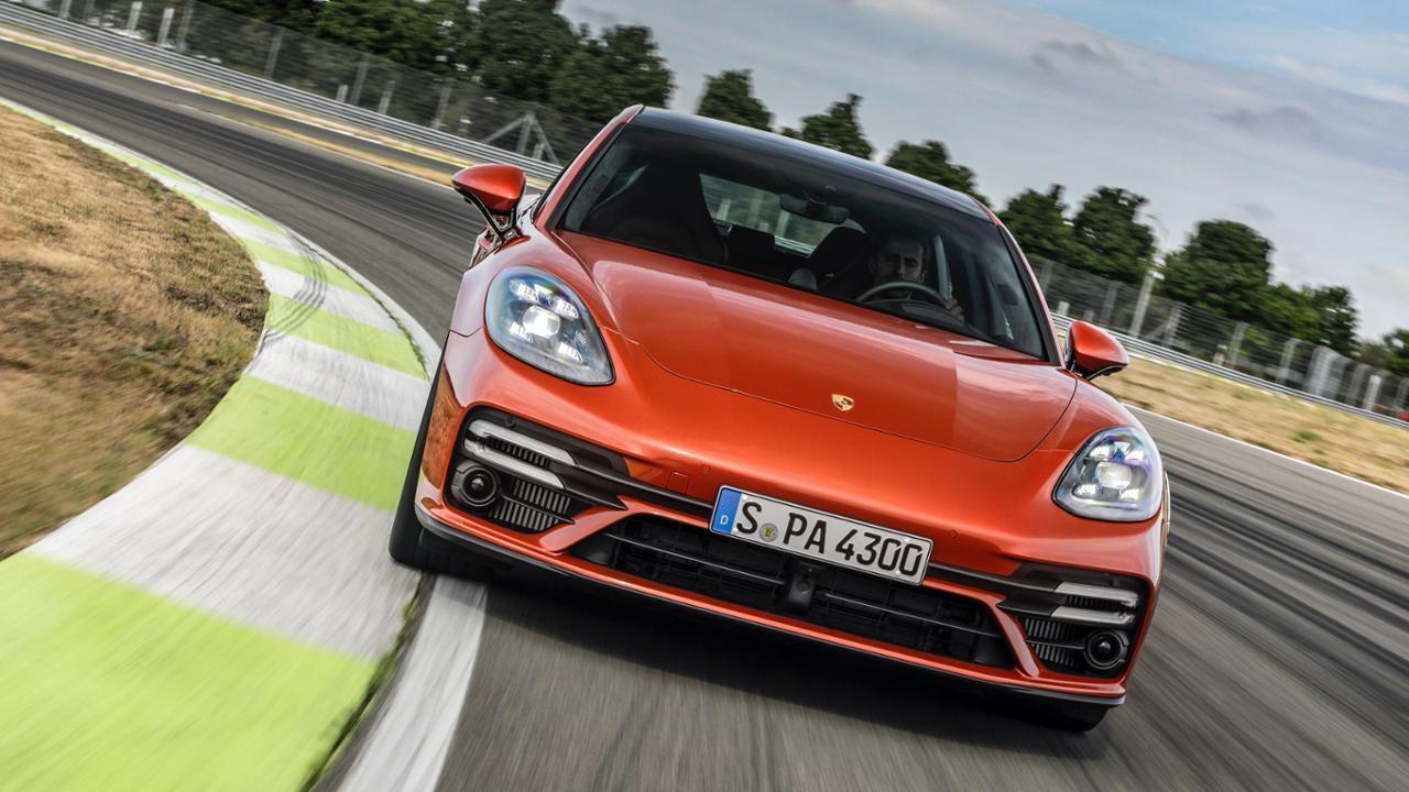 Porsche Panamera 2021 - Foto ufficiali