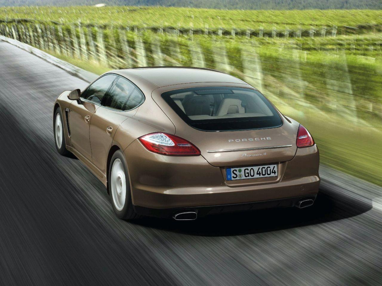 Porsche Panamera & Panamera 4
