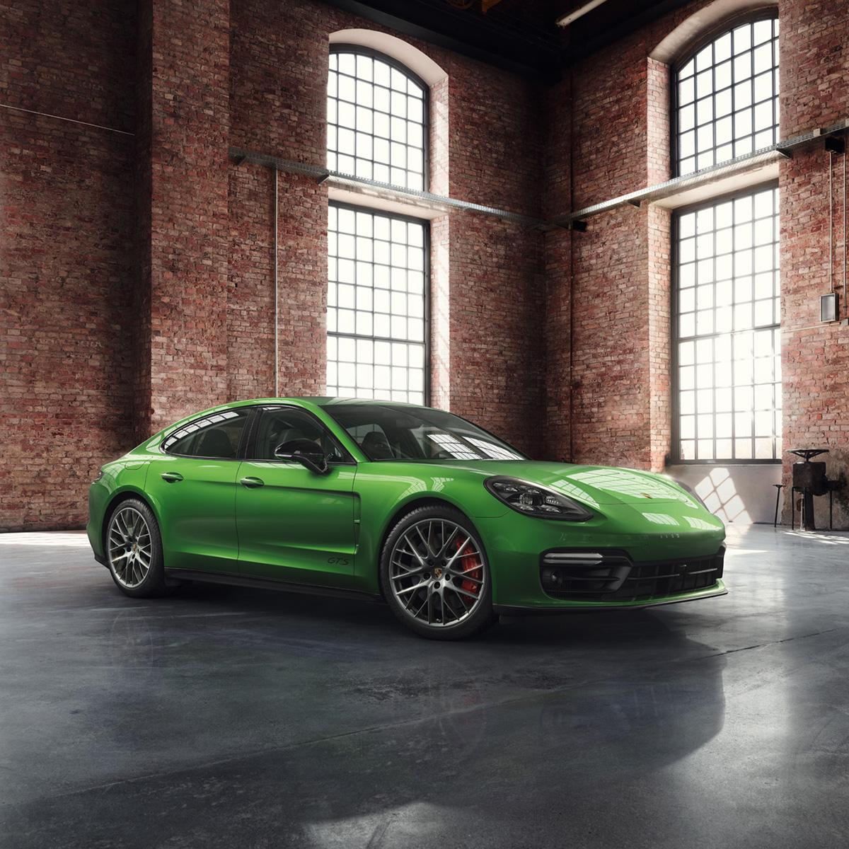 Porsche Panamera GTS by Exclusive Manufaktur