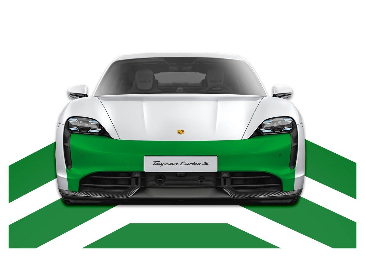 Porsche Taycan - Livree Motorsport