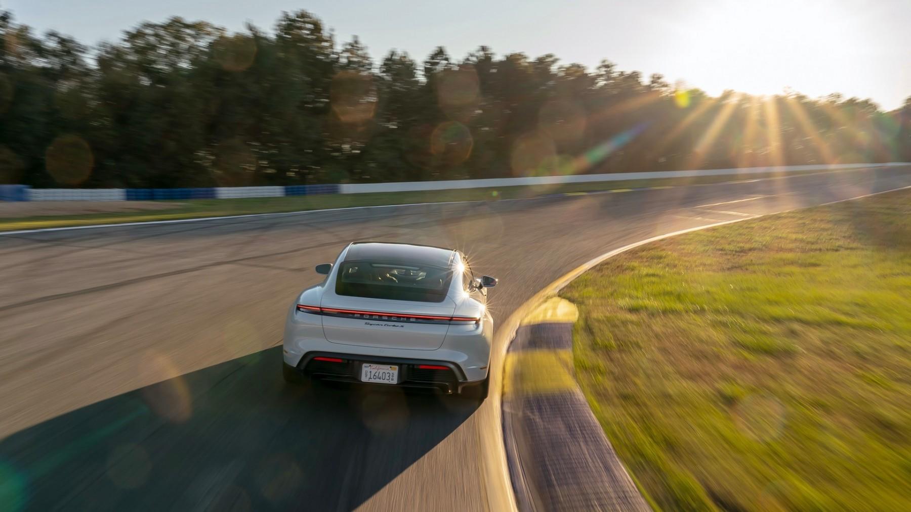Porsche Taycan - Road Atlanta