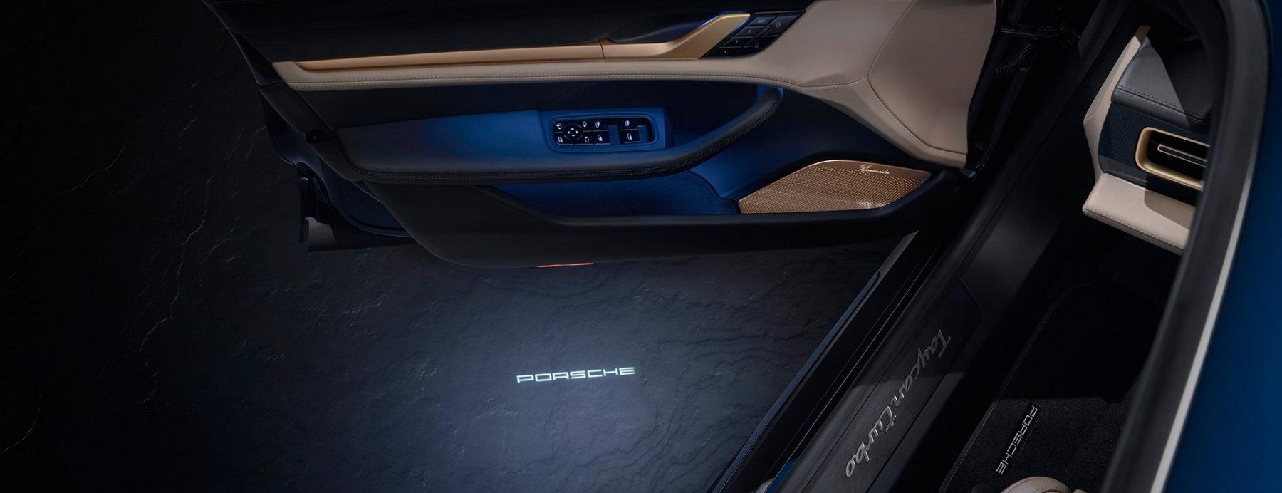 Porsche Taycan Turbo - Porsche Exclusive