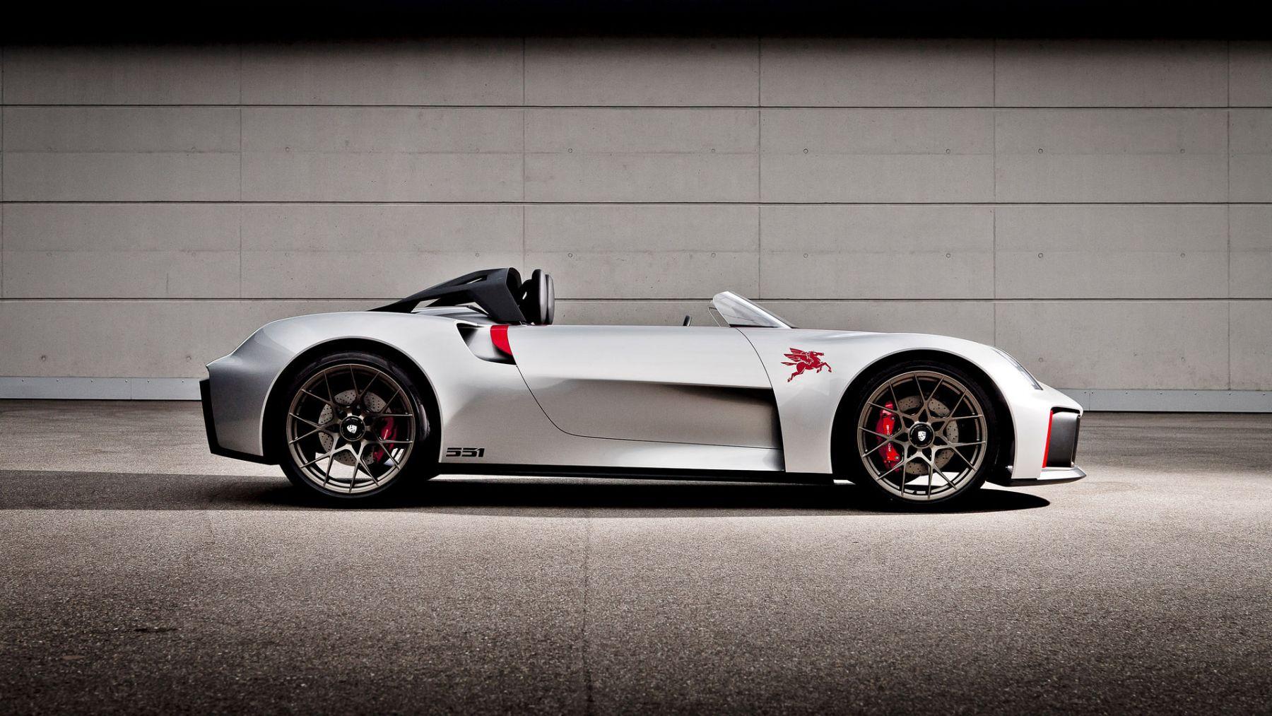 Porsche Vision Spyder Concept