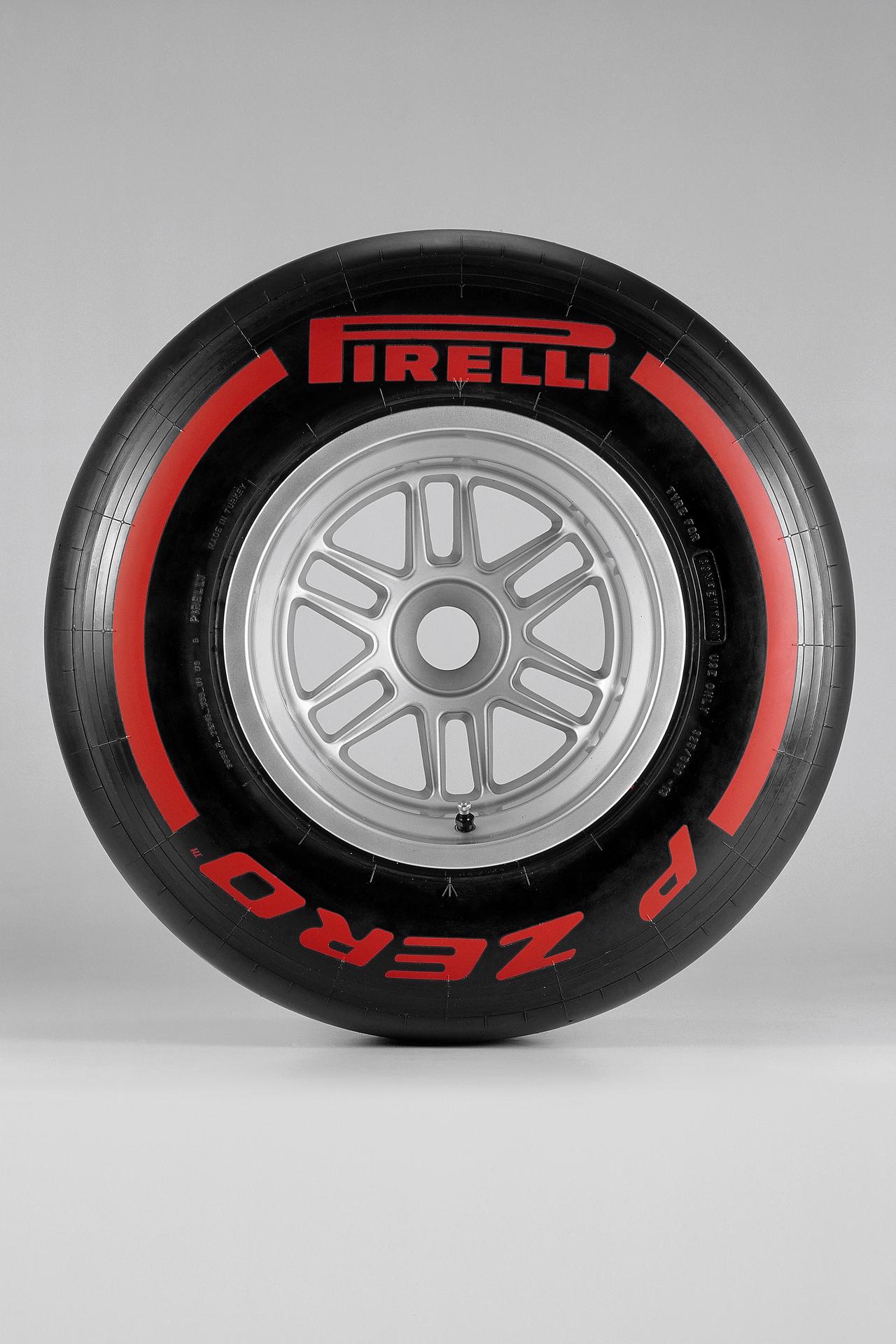 Presentazione Pirelli Pneumatici F1 2012 ad Abu Dhabi - gennaio 2012