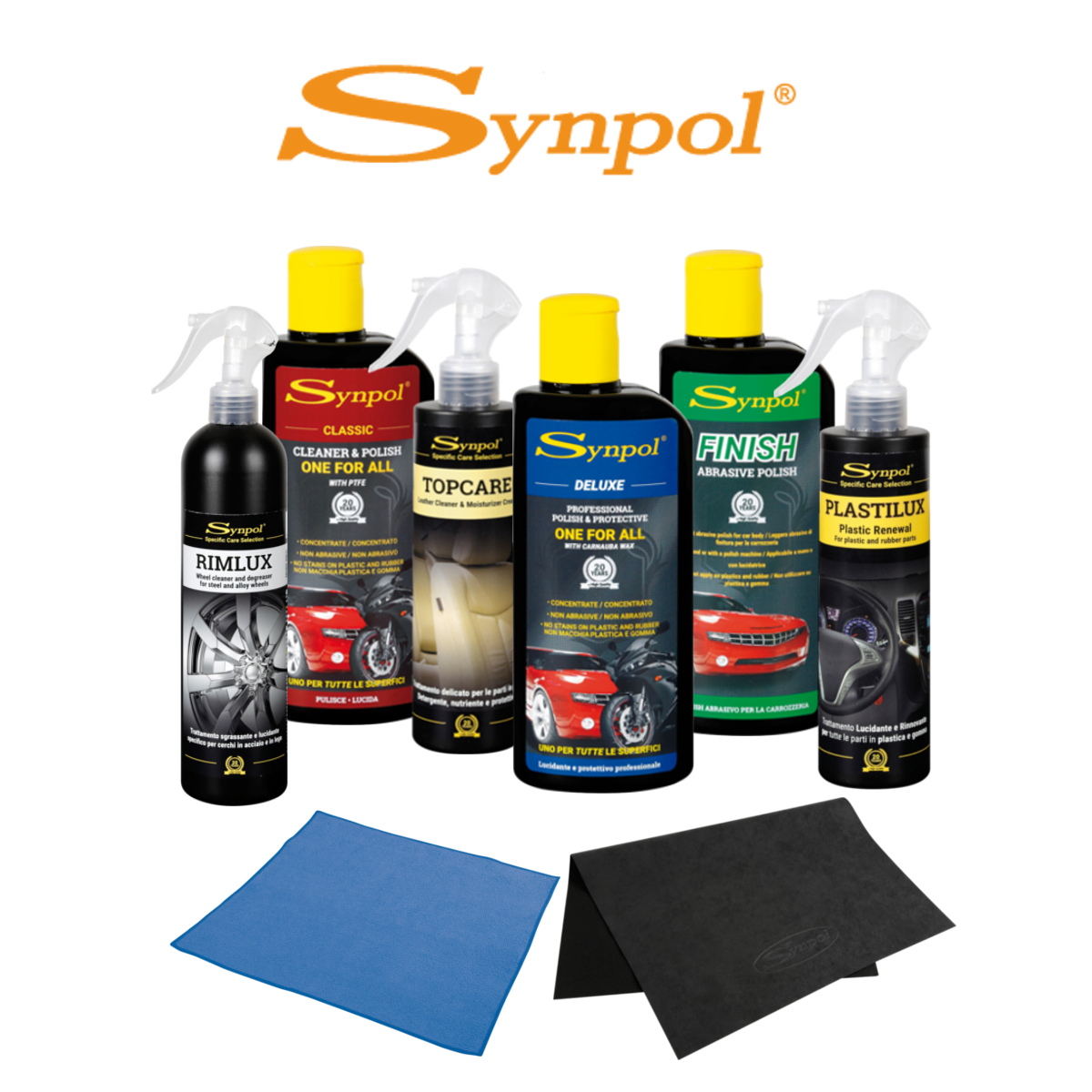 Prodotti linea Synpol