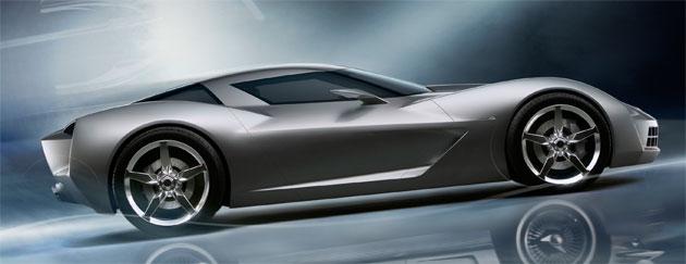Prototipo Chevrolet Corvette Stingray