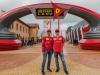 Raikkonen al Ferrari Land