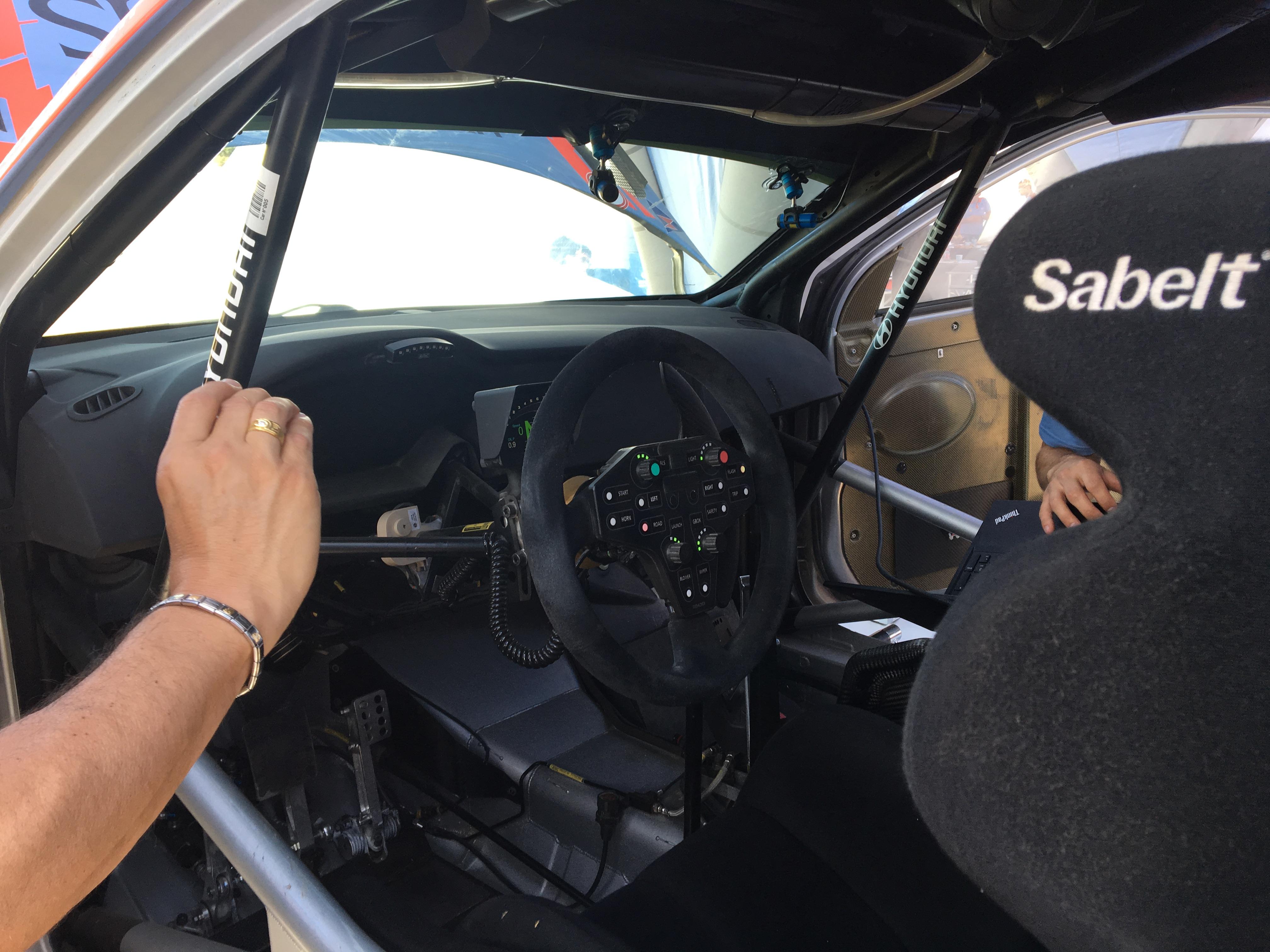 Rally Italia Sardegna - Hyundai Co-Drive Experience 2019