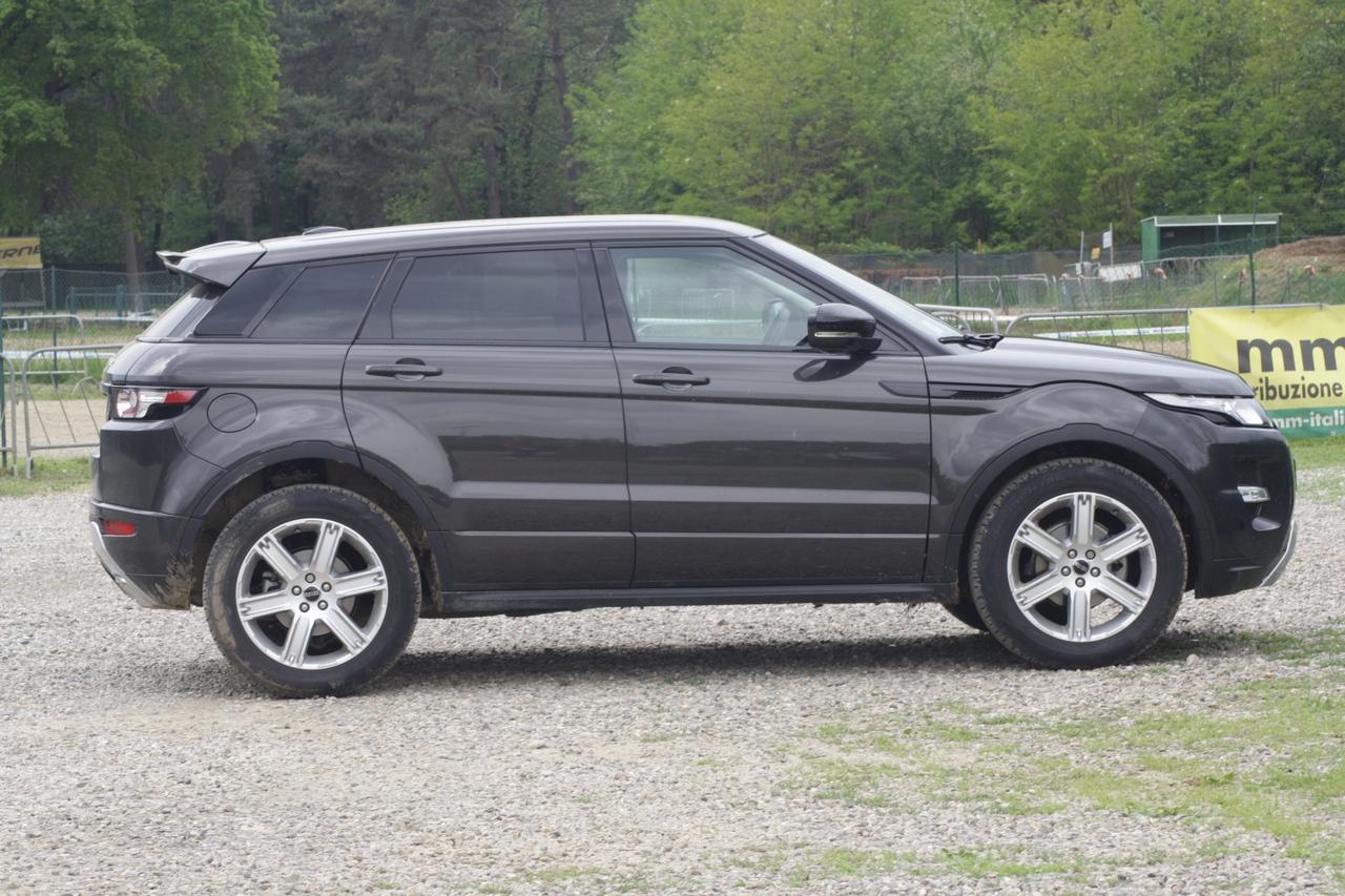 range rover evoque test drive 2012 139 180. Black Bedroom Furniture Sets. Home Design Ideas
