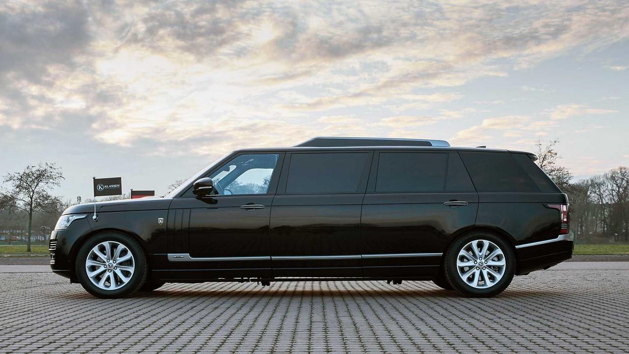 Range Rover Limousine Klassen 2020