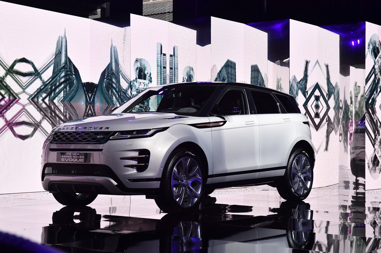 Range Rover - Live for the City Milano