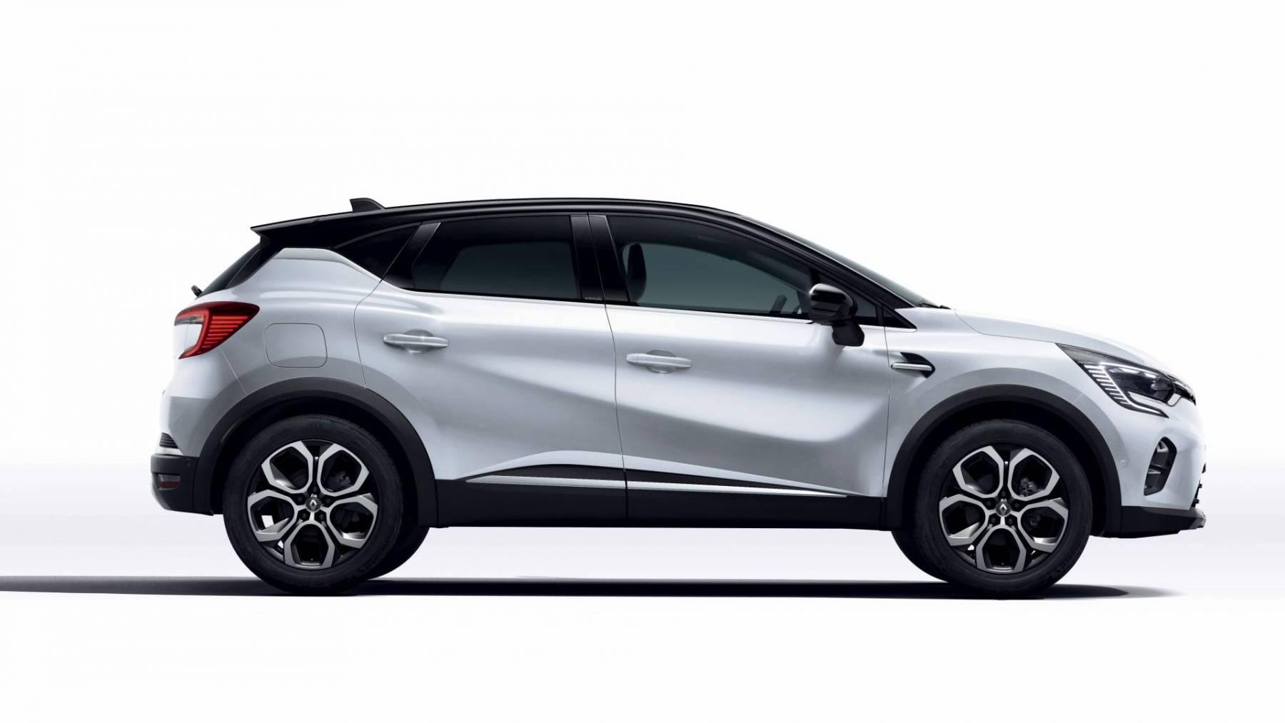 Renault Captur E-Tech Plug-In 2020