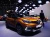Renault Captur Facelift Foto Live - Salone di Ginevra 2017