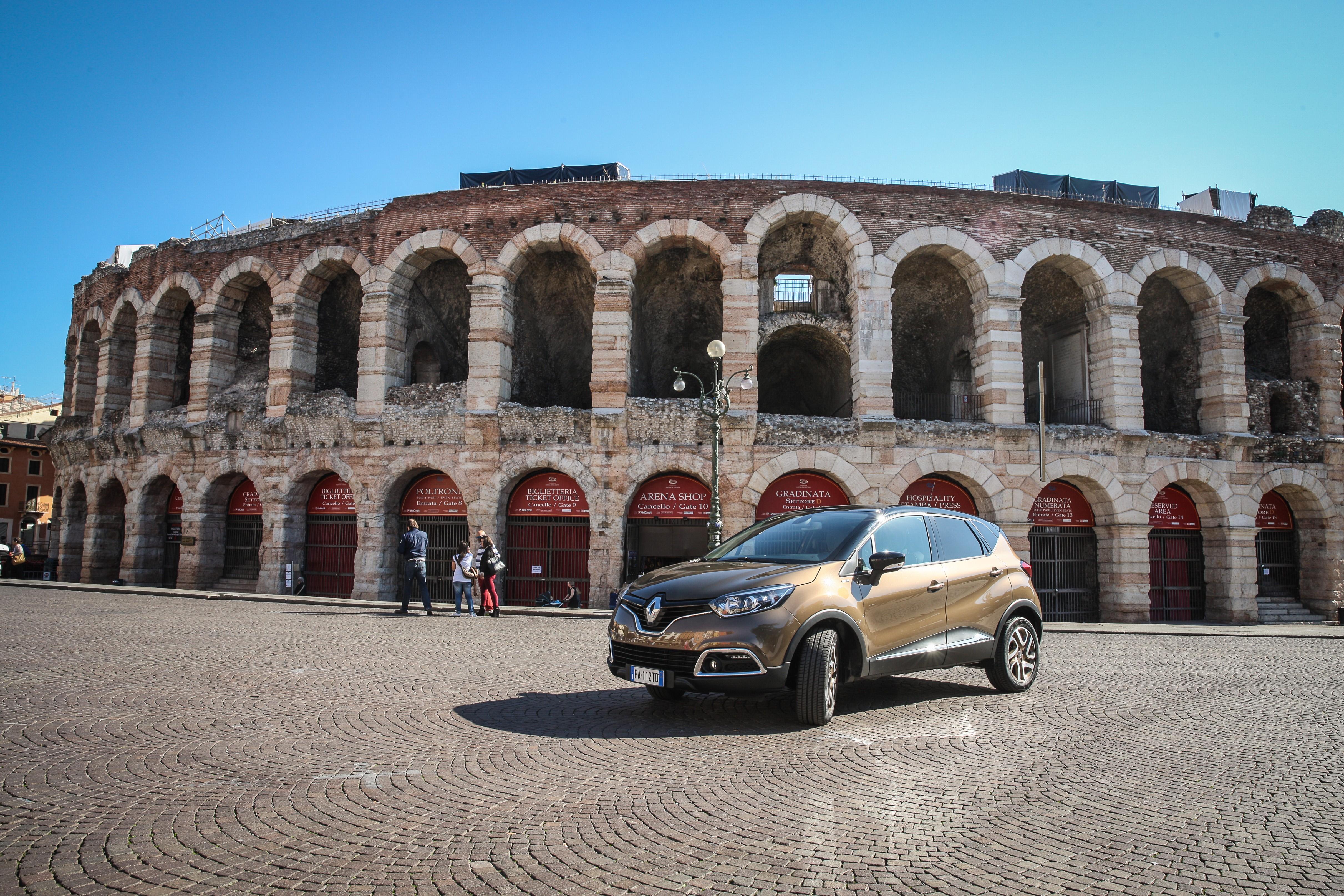Renault captur iconic e excite 14 17 for Captur excite