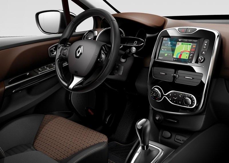 Renault Clio 2013 - Nuove foto ufficiali