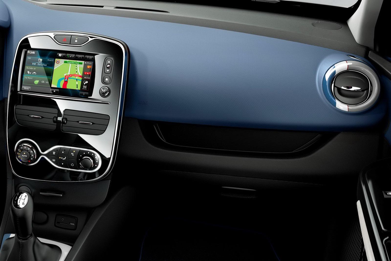 Renault Clio 2013 nuove immagini